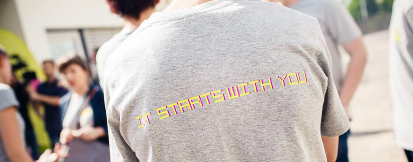 TechTeens - IT Starts With You